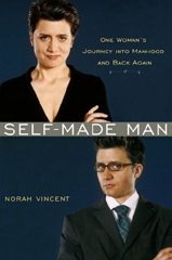 picture of the book Self Made Man